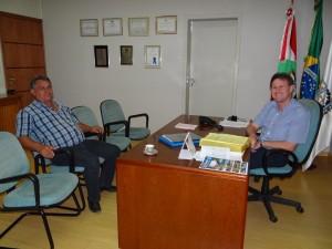 Salvatti ressaltou que o serviço não terá ônus para a Administração de Porto União (Assessoria PMPU)